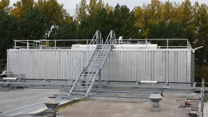 Aufstockung Gebäude Pulper 6 ● Tecnokarton GmbH & Co. KG - Mayen 11/14