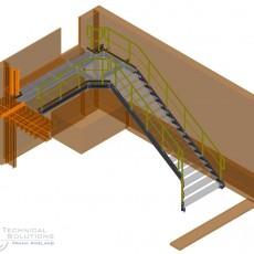 Treppenanlage ● Moritz J. Weig GmbH & Co. KG – Mayen