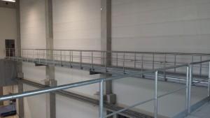 Laufsteg- und Treppenturmanlage ● Moritz J. Weig GmbH & Co. KG - Mayen