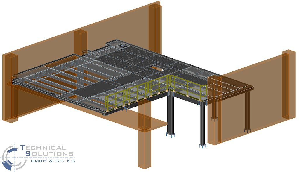 Expansion SF – 1.Bauabschnitt ● Covestro Deutschlad AG - Dormagen