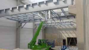 Expansion SF – 3.Bauabschnitt ● Covestro Deutschlad AG - Dormagen 2/2