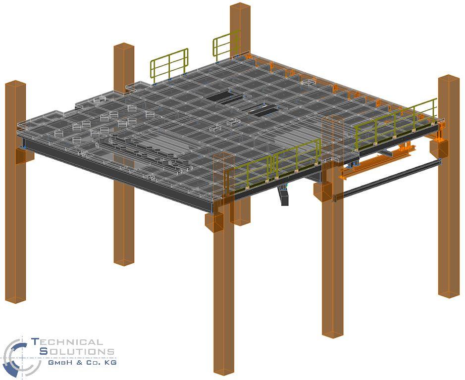 Expansion SF – 4.Bauabschnitt ● Covestro Deutschlad AG - Dormagen 1/2
