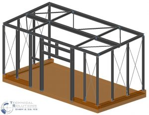 Expansion SF – 2.Bauabschnitt ● Covestro Deutschlad AG - Dormagen