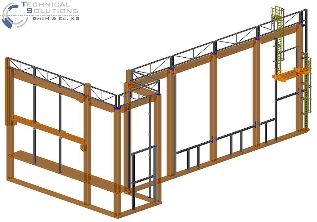 Expansion SF – 6.Bauabschnitt ● Covestro Deutschlad AG