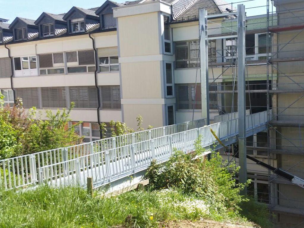 Fluchtsteg ● Krankenhaus Maria Hilf GmbH - Daun 2/3