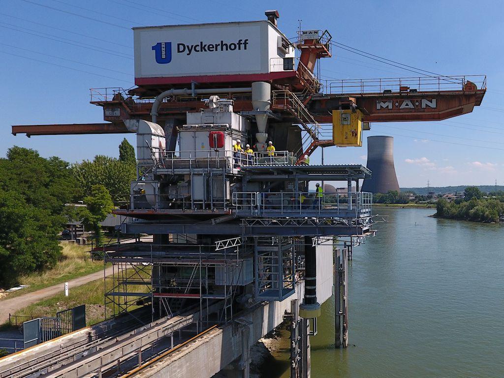 Ertüchtigung Verladekran ● Dyckerhoff GmbH - Neuwied 5/5
