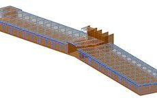 Stahlkonstruktion Aufstockung 5. OG ● Katholische Kliniken Oberberg gGmbH – Engelskirchen