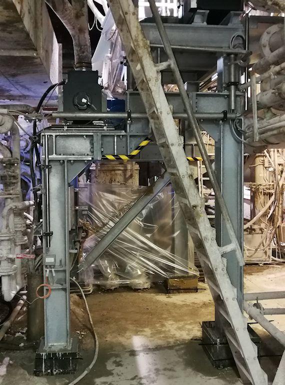 Stahlkonstruktion Antrieb Saugwendewalze ● Moritz J. Weig GmbH & Co. KG - Mayen 3/3