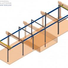 Kranbahnkonstruktion ● Moritz J. Weig GmbH & Co. KG – Mayen