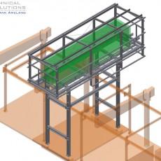 Unterkonstruktion ELO-Container ● Moritz J. Weig GmbH & Co. KG