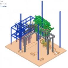 Stahlbaukonstruktion ● Moritz J. Weig GmbH & Co. KG – Mayen