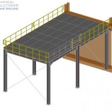 temporäre Bühnenkonstruktion KM6 ● Tecnokarton GmbH & Co. KG – Mayen