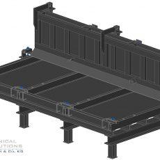 Neukonstruktion Winkelsteinformen ● EHL AG – Kruft